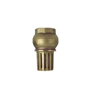 Válvula Fundo de Poço em Latão 63.5mm 2.1/2 Pol - Sfera