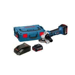 Esmerilhadeira Angular 4.1/2 Pol à Bateria Gws 18V-LI - Bosch