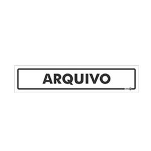Placa Arquivo Ps209 - Encartale