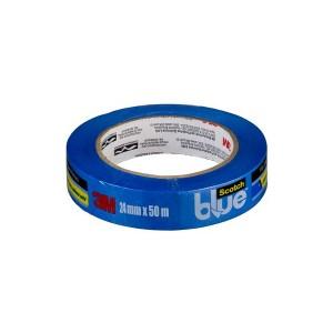 Fita Crepe 24 mm x 50 m Scotch Blue - 3M