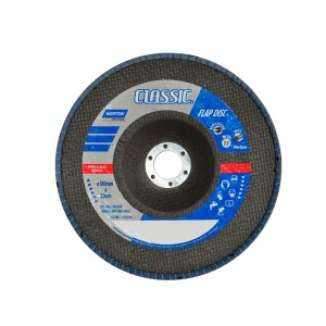 Disco Lixa Ferro 4.1/2 Pol. 120 Flap Classic - Norton