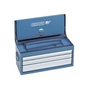 Caixa para Ferramentas Tipo Gabinete com 3 Gavetas 1420L - Gedore