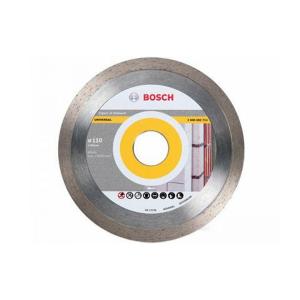 Disco Diamantado Liso Curso Universal 110mm - Bosch