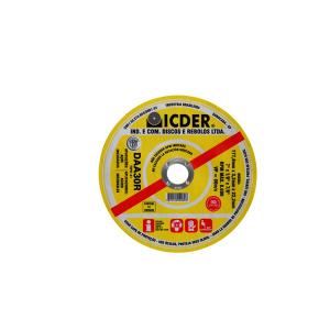 Disco de Corte Inox 4.1/2 Pol x 1/8 Pol x 7/8 Pol