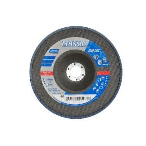Disco Lixa Ferro 7 Pol. 40 Flap Classic - Norton