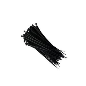Abraçadeira Plástica 100 x 2.5mm T18RR 1000pçs - Preta