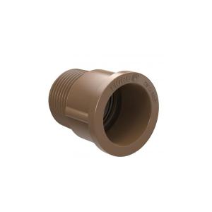 Adaptador Soldável Curto com Bolsa e Rosca para Registro 50mm x 1.1/2 pol. - Tigre