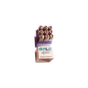 Algarismo de Bater 1.5mm PLK-01