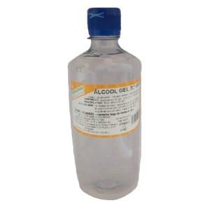 Álcool Gel Antisséptico 70º 500ml