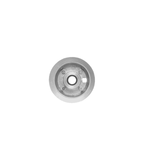Aro Alumínio 4 Pol para Pneu 200x4 ou 300x4 R7/8 Pol