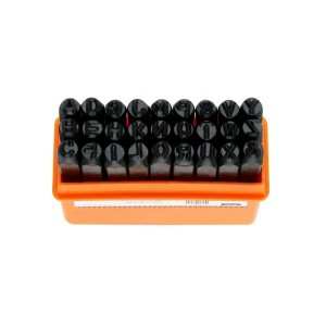 Alfabeto de Bater 5mm