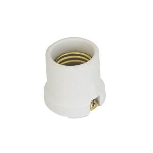 Soquete Porcelana Latão porta Lâmpada E-27 1451N