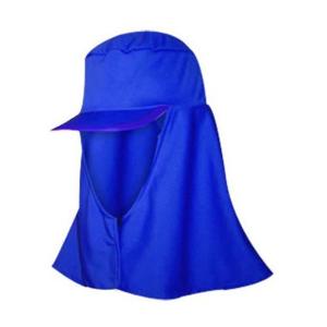 Boné Árabe Capuz Brim Azul Royal