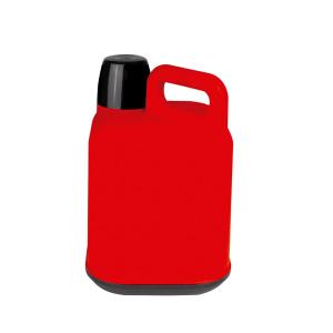 Botijão Térmico 5 Litros Vermelho - Mor