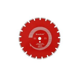 Disco Diamantado 180mm Segmentado - Braskoki