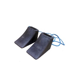 Calço de Borracha 150 x 200 x 150mm c/Corda