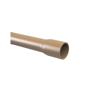 Tubo PVC Soldável 110mm x 6 Metros - Tigre