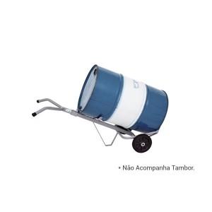 Carrinho Tambor 200 Kg Alça Y TM-32 - Marcon