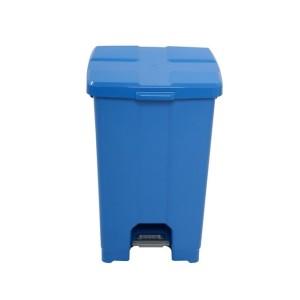 Cesto de Lixo 25 L Quadrado com Pedal