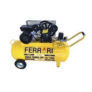 Compressor de Ar CFV 10/100L Mega Turbo - Ferrari