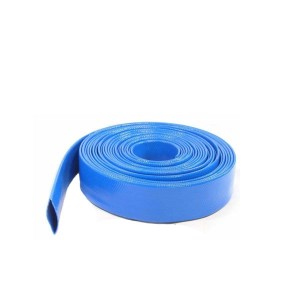 Mangueira Conduto D'Àgua Flexível Azul 101.6mm 4 Pol. ( VENDIDA POR METRO)