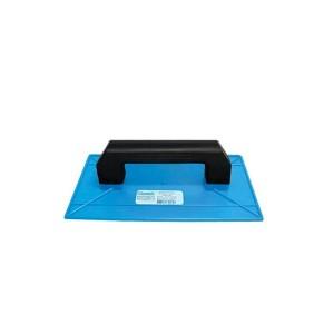 Desempenadeira Plástica Azul 22 x 34cm - Giraldi