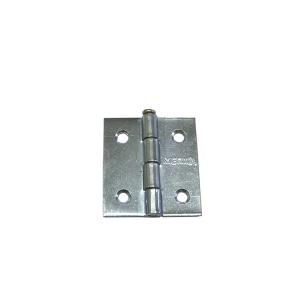 Dobradiça 38.1mm 1.1/2 Pol. Ferro Zincado