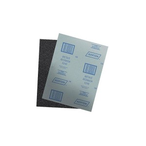 Folha de Lixa p/ Ferros 40G k246 - Norton