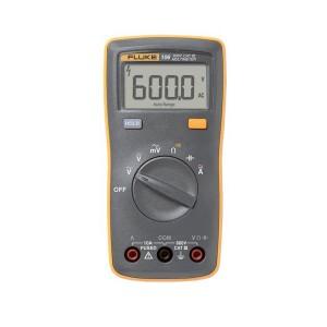 Multímetro Digital Categoria III 600V - Fluke