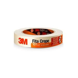Fita Crepe 18 mm x 50 m 101LA - 3M