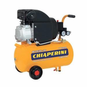 Compressor de Ar 120 Libras 7.6 21 Litros  2hp - Chiaperini