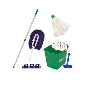 Kit Mopinho para Limpeza Verde NY05VD - Bralimpia