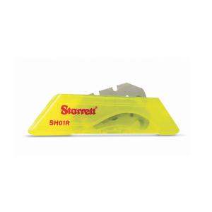 Cartela de Lâmina p/ Estilete Trapezoidal com 10 peças - KS01R - Starrett