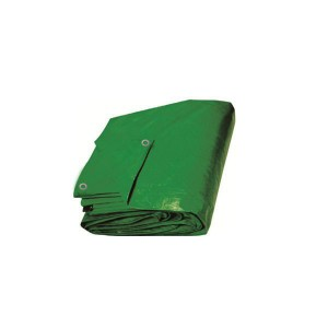 Lona Leve 03.5  x 13 Metros Verde