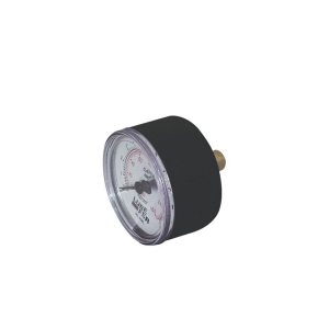 Manômetro Saída Horizontal 50mm de 300 LBS - Lubefer
