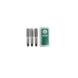 Machos Manuais Aço Liga  9.5mm 3/8 Pol  3 Peças - UNC - Warrior