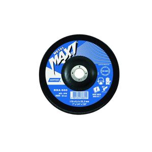Disco de  Desbaste 7 Pol. x 1/4 Pol. x 7/8 Pol. BDA600 - Norton