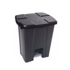 Cesto de Lixo 30 L Quadrado com Pedal