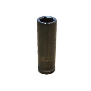 Soquete Impacto Longo 33mm Encaixe 1 Pol.