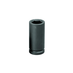 Soquete Sextavado de Impacto Longo 19mm Encaixe 3/4 Pol. - Gedore