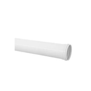 Tubo PVC Esgoto Série Normal 100mm x 6 Metros - Tigre